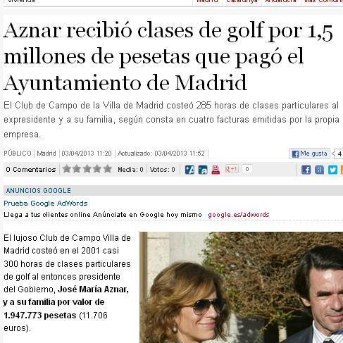 Resultado de imagen de amigos de Aznar...  Sión y sus Corporaciones