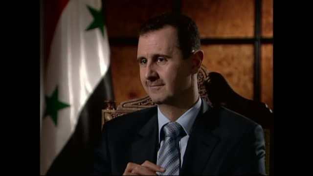 Bashar al-Assad Intv 2009