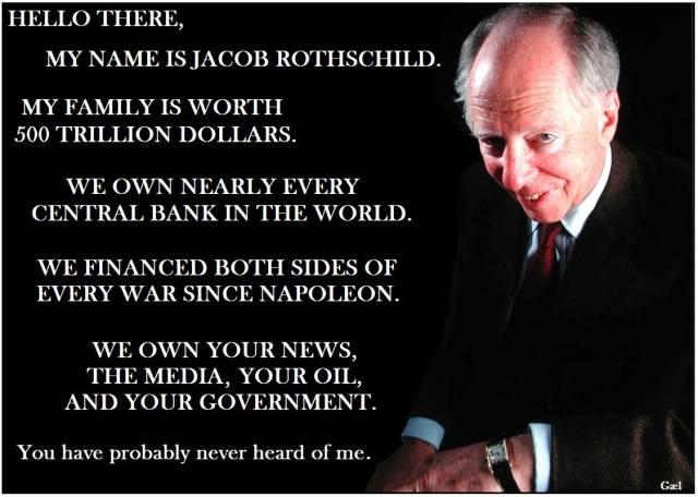 Resultado de imagen de Hoy los verdaderos dueños de México son los Rothschild y George Soros