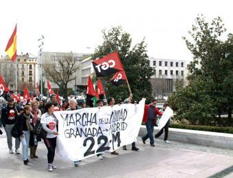 Marcha de la Dignidad Granada 0_0