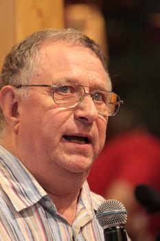 Alan Thornett de Respect Renewal d'Angleterre