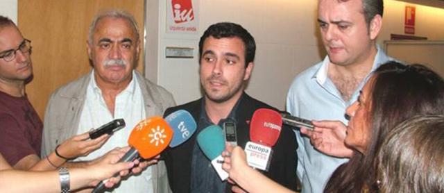 Pedro-Montes-Hector-Illueca-Alberto-Garzon