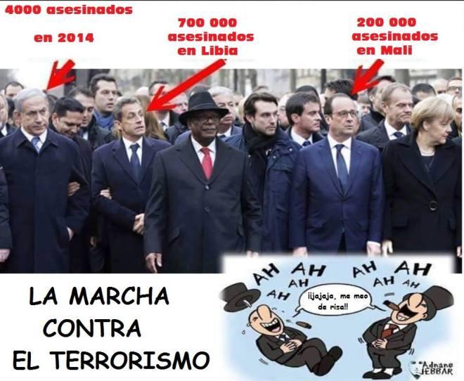 Resultado de imagen de El Terrorismo, Arma de Sión