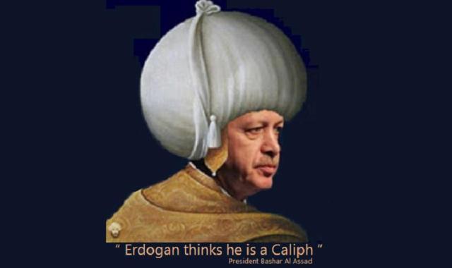 Resultado de imagen de Erdogan afirma que el Ejército turco entró en Siria para derrocar a Asad