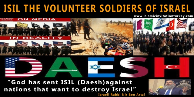 daesh-and-israel